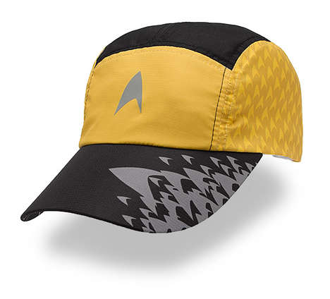 The Star Trek Athletic Hats are Perfect for Hardcore Star Trek Fans