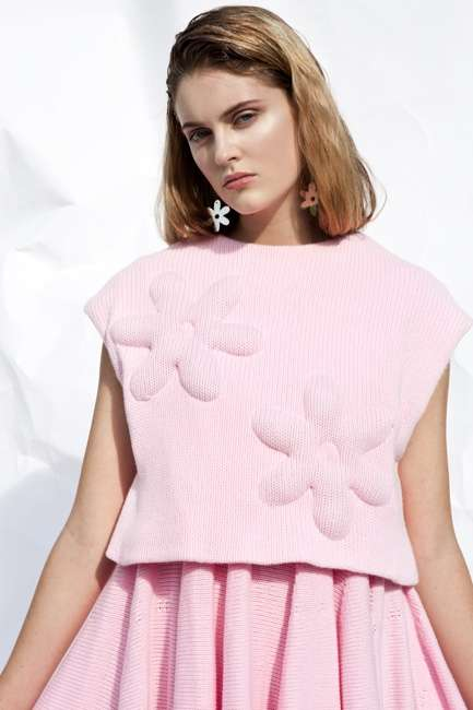 Quilted Pastel Fashions