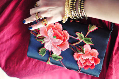 Embroidered Handbag Tutorials