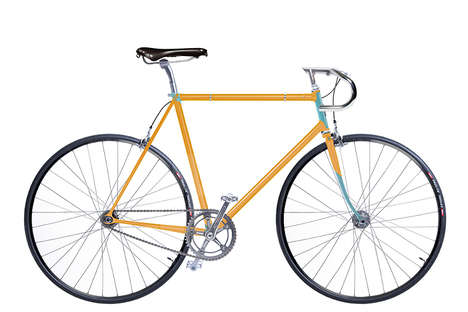Communally Crafted Bicycles