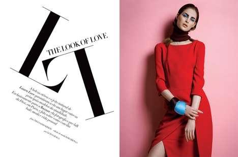 Futuristic Ladylike Fashion