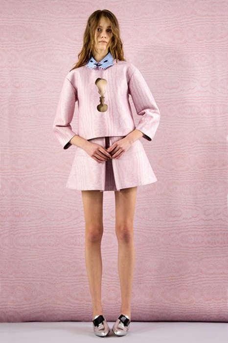 Quirky Parisian Fashion