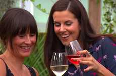 Pop-Up Wine Mixers - Stoneleigh Vineyards Creates 'Wonder of Nature' in the Heart of a City