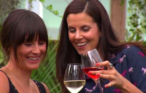 Pop-Up Wine Mixers