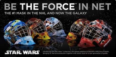 Fierce Sci-Fi Helmets