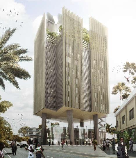 Stilted Architecture Designs