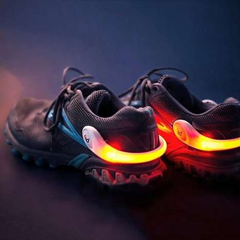 Illuminated Sneaker Spurs