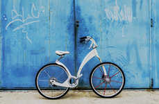 Stylishly Foldable Bicycles