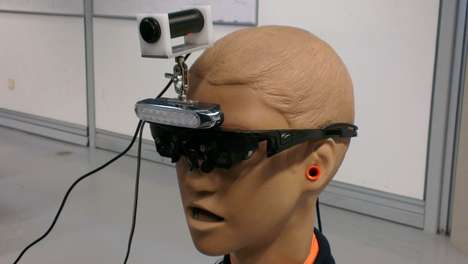 Amazing Vein-Mapping Goggles