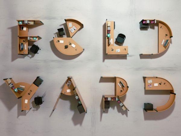 80 Examples Of Alphabet Artwork