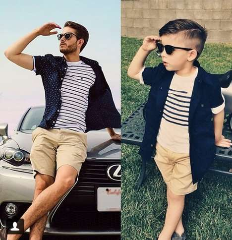Dapper Toddler Photography - Ministylehacker Ryker Wixom is One of the Best-Dressed Tykes Around