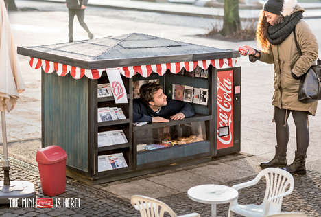 Mini Pop Kiosks