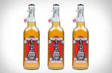 Double-Distilled Alcoholic Beverages - The Rogue Dead Guy Whiskey is Made by a Beer Brewery