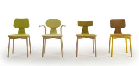 Subtly Defined Furniture