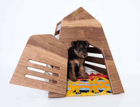 Woodworked Pet Abodes