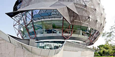 Spherically Shaped Headquarters