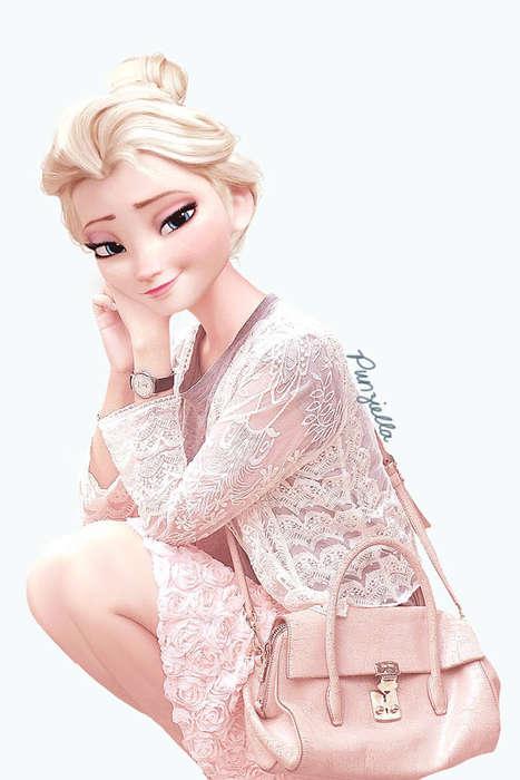 Teenybopper Disney Makeovers