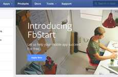 App Advancement Services - FbStart by Facebook Provides a Free Package to Improve Mobile Apps