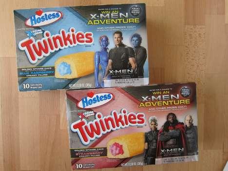 Superhero-Inspired Cakes