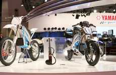 Groundbreaking Electric Motorbikes