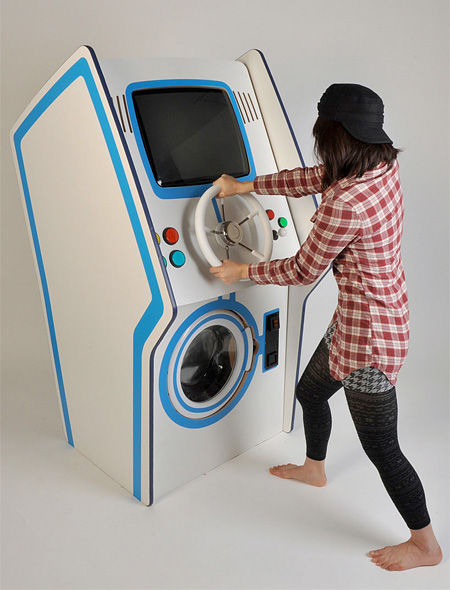 Retro Arcade Washers