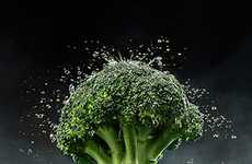 Epic Vegetable Ad Spoofs - Big Bang Broccoli Uses Other Brand Slogans to Tell You to Eat Vegetables