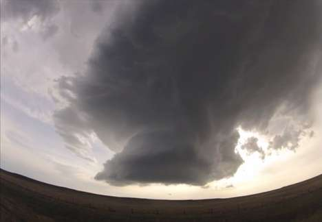 Time-Lapsed Super Storms