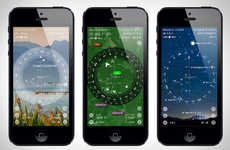 Astronomical Map Apps - The Spyglass App Lets Users Navigate by the Stars