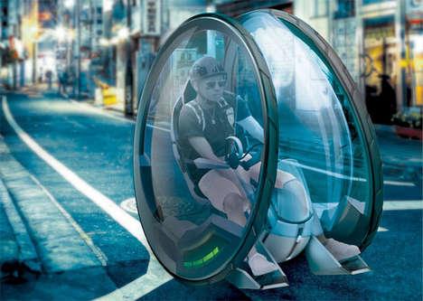 Modular Commuter Vehicles