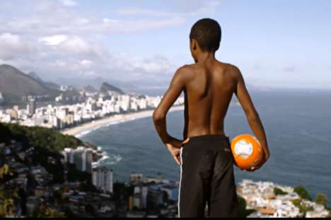 Thrilling World Cup Ads