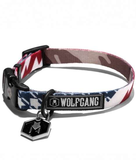 Patriotic Pup Collars