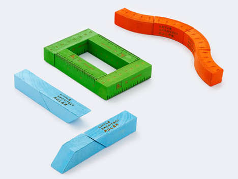 Aspiring Architect Toys - Carlos Ng's Construction Toy Set is Designed for Little Architects