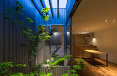Compact Light-Suffused Homes