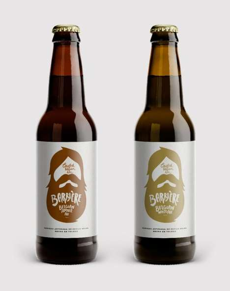 Bearded Brew Branding