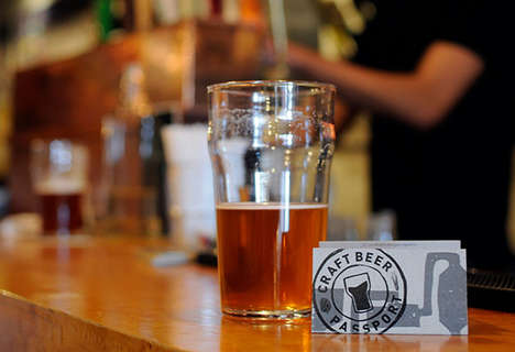 Crafty Beer Discounts - The Craft Beer Passport Gives Beer Lovers Delicious Discounts on Craft Brews