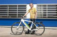 Eco Electric Bicycles - In Austria, IKEA is Adding an Electric Bike to Its Catalog
