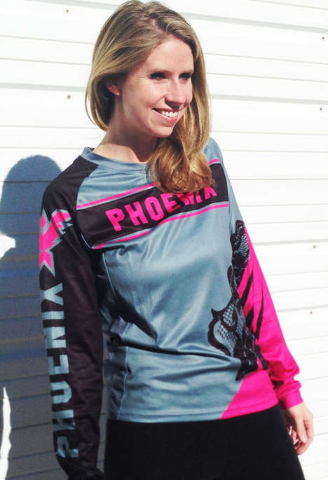 Female-Targeted Motocross Gear