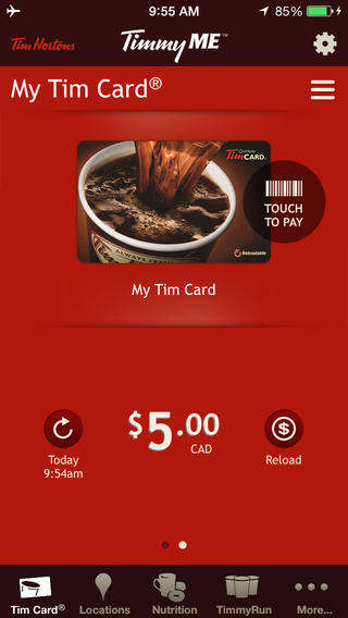 Convenient Coffee Payment Apps