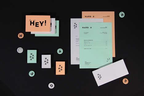 Funky Typographic Branding