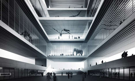 Geometric Museum Proposals