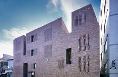 Perforated Brick Architecture