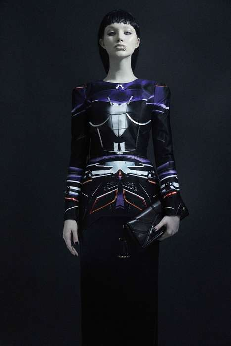 Sophisticated Cyborg Couture