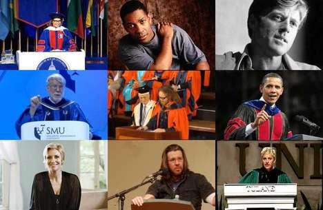 64 Memorable Graduating Speeches