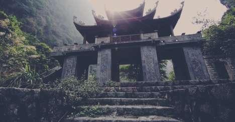 Vietnam Travel Shorts