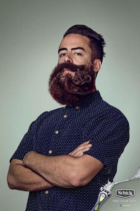 Mammalian Beard Ads