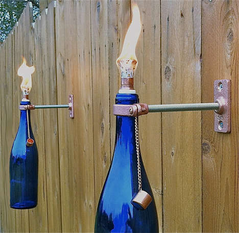 Boozy Bottle Beacons