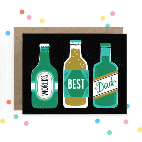 Quirky Father's Day Cards