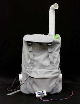 Information-Protecting Backpacks