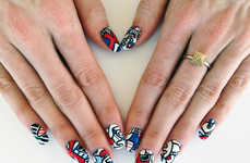 Famous Painting Manicures