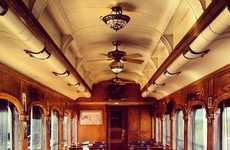 Locomotive Winery Tours - The Napa Valley Wine Train Involves Wining, Dining and Travel